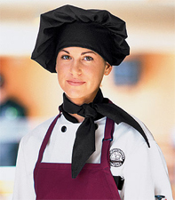 Chef Hats & Accessories by Chef Designs